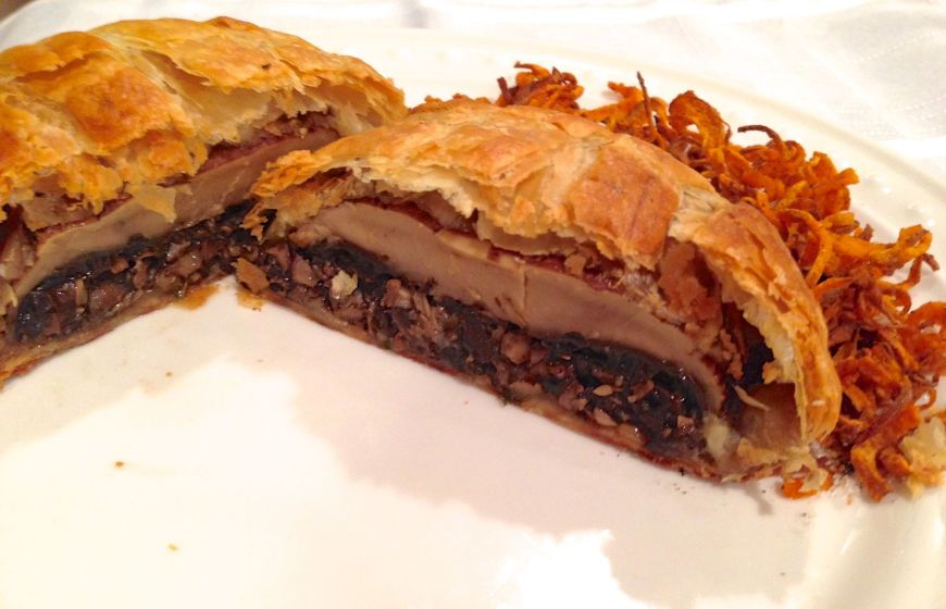 Portobello Wellington
