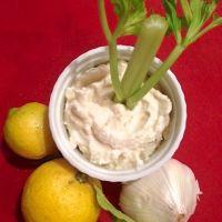Lebanese Garlic Fluff