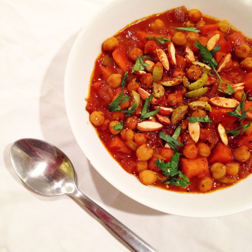 Moroccan Spice Stew