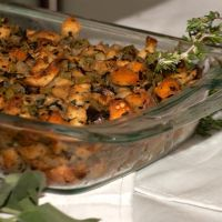 Savory Sourdough Stuffing