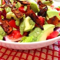 B.L.A.T. Salad