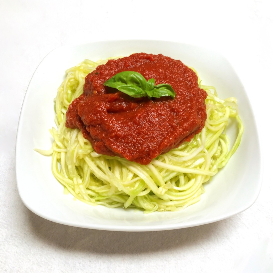 spaghetti with marinara (1)